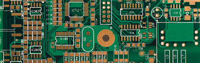 Double sided/layer PCB (printed circuit board) from QualiEco
